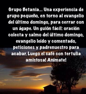 Grupos Betania